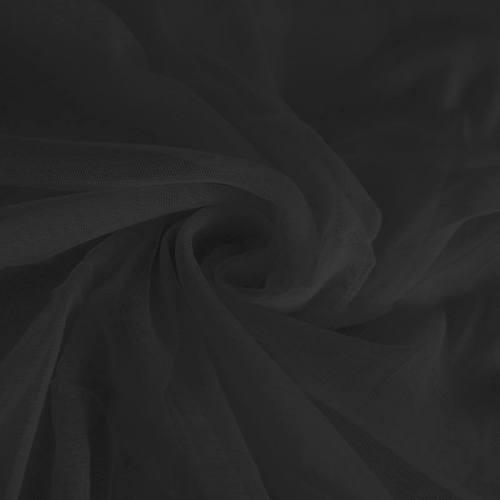 Résille extensible noire