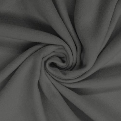 Polaire unie grise