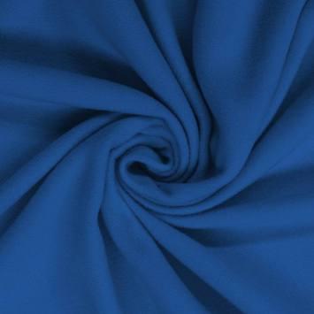 Polaire unie bleu roi