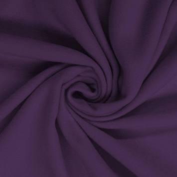 Polaire unie violette