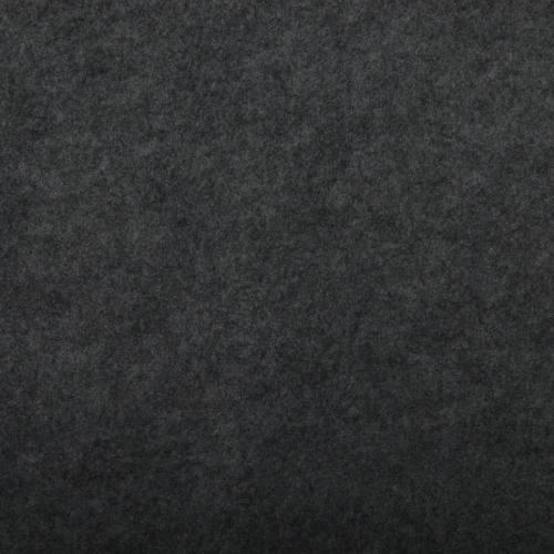 Rouleau 15m feutrine gris chiné foncé 91cm