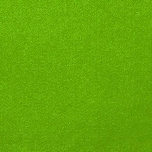 Rouleau 15m feutrine vert pomme 91cm