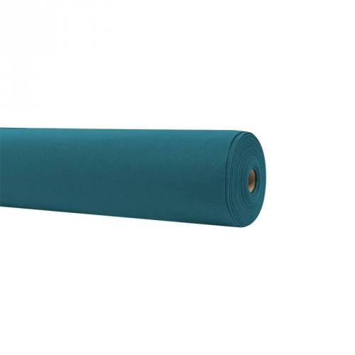 Rouleau 15m feutrine bleue canard 91cm