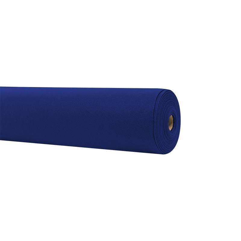 Rouleau 15m feutrine bleue roi 91cm