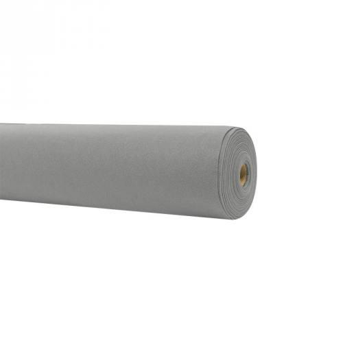 Rouleau 15m feutrine grise 91cm