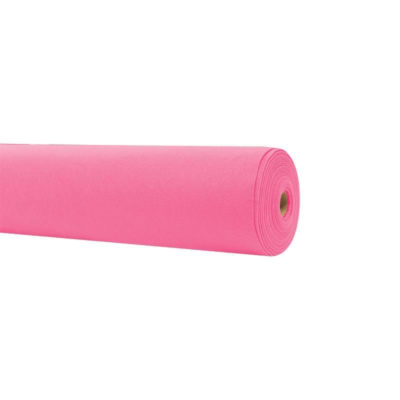 Rouleau 15m feutrine rose 91cm