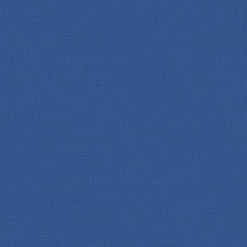 Toile coton bleue roi grande largeur