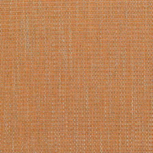 Jacquard tissage aéré gris et orange