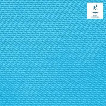 Toile polyester souple imperméable bleu turquoise