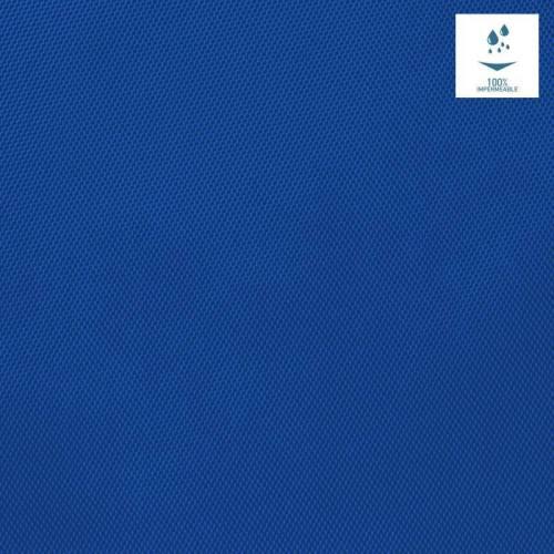 Toile polyester souple imperméable bleu roi