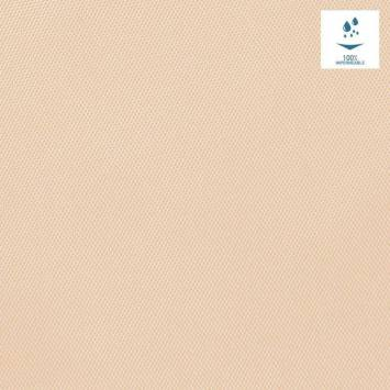 Toile polyester souple imperméable beige