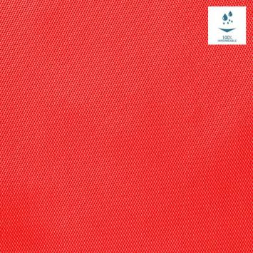 Toile polyester souple imperméable rouge