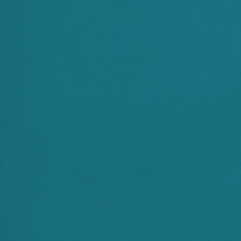 Tissu coton bleu canard grande largeur