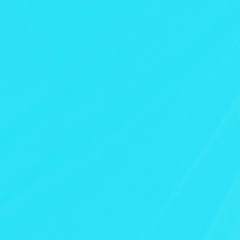 Lycra bleu turquoise fluo