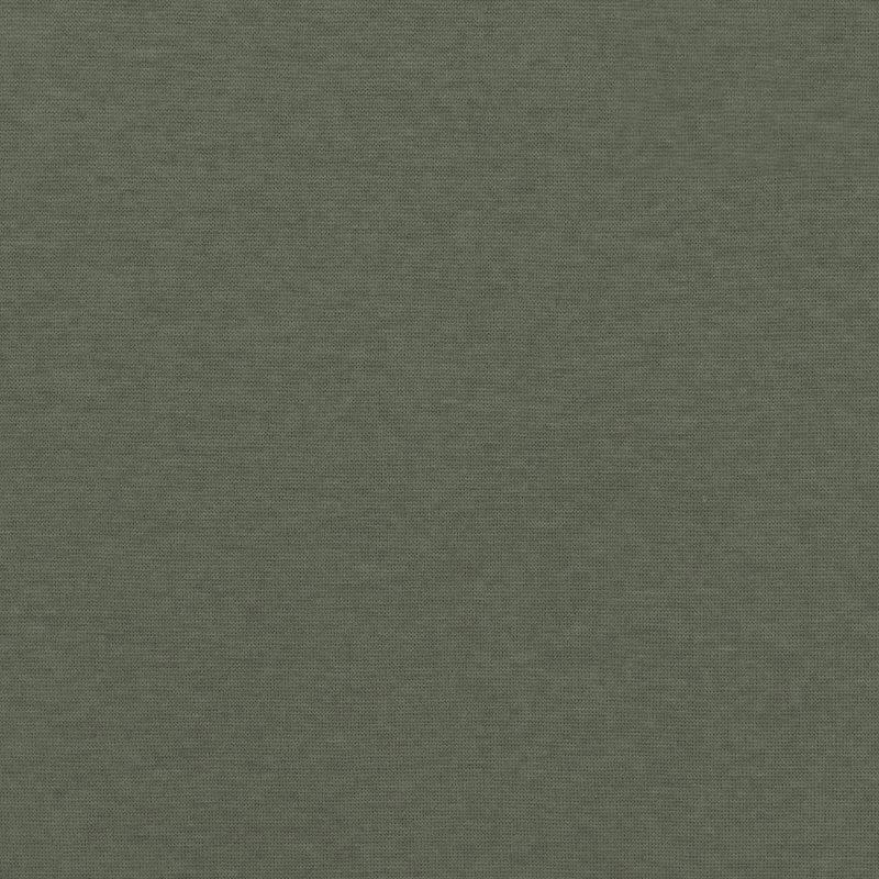 Tissu tubulaire bord-côte uni kaki