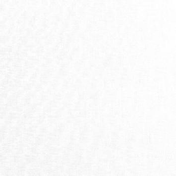Tissu coton blanc grande largeur