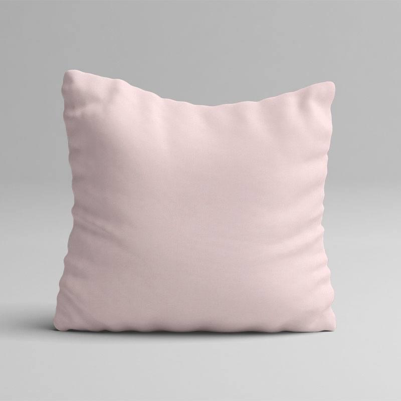 Tissu coton rose poudré grande largeur