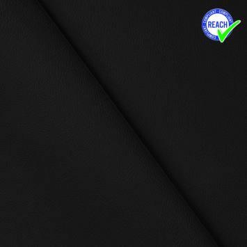 Rouleau de 20m simili cuir noir