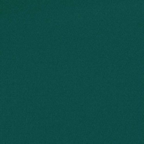 Toile coton demi-natté vert canard