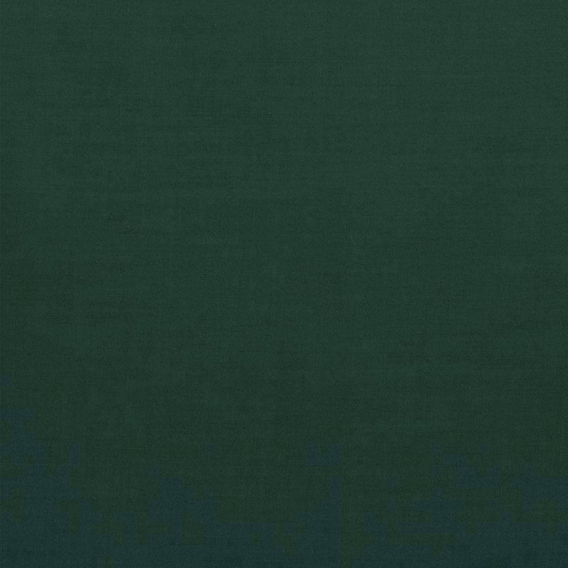 Voile de coton vert sapin