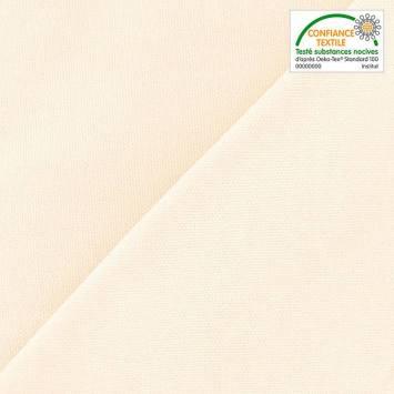 Toile coton écrue 150 cm