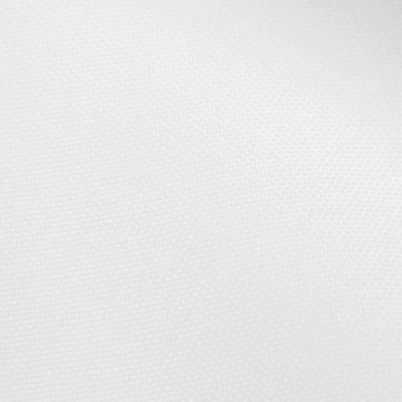 Rouleau 22m Burlington Infroissable Oeko-tex blanc