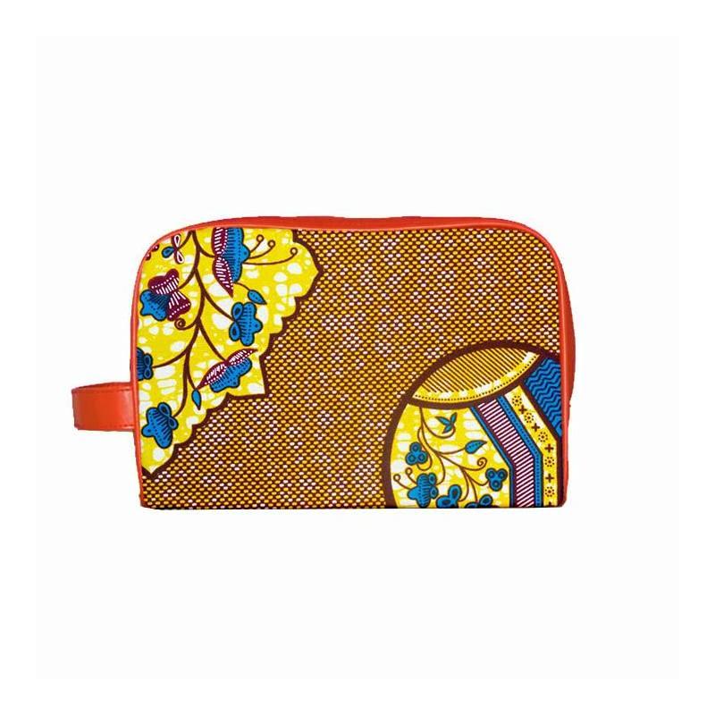Wax - Tissu africain motif oriental 359