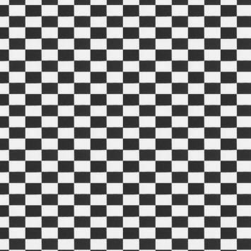 Jersey damier noir et blanc