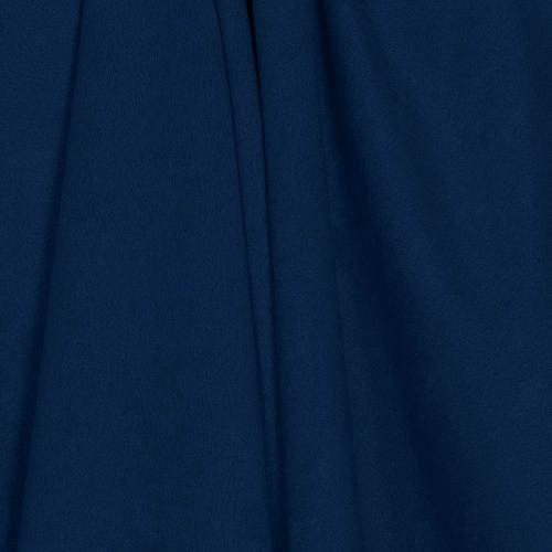 Suédine anti-taches bleu marine