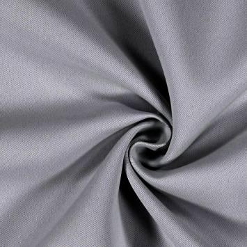 coupon - Coupon 50cm - Tissu occultant grande largeur gris