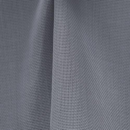 Toile textilène gris foncé