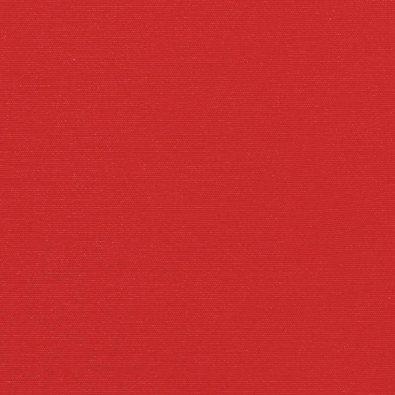 Toile polycoton rouge grande largeur