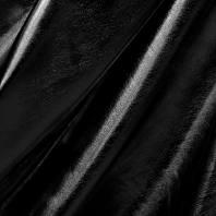 Lycra effet cuir noir
