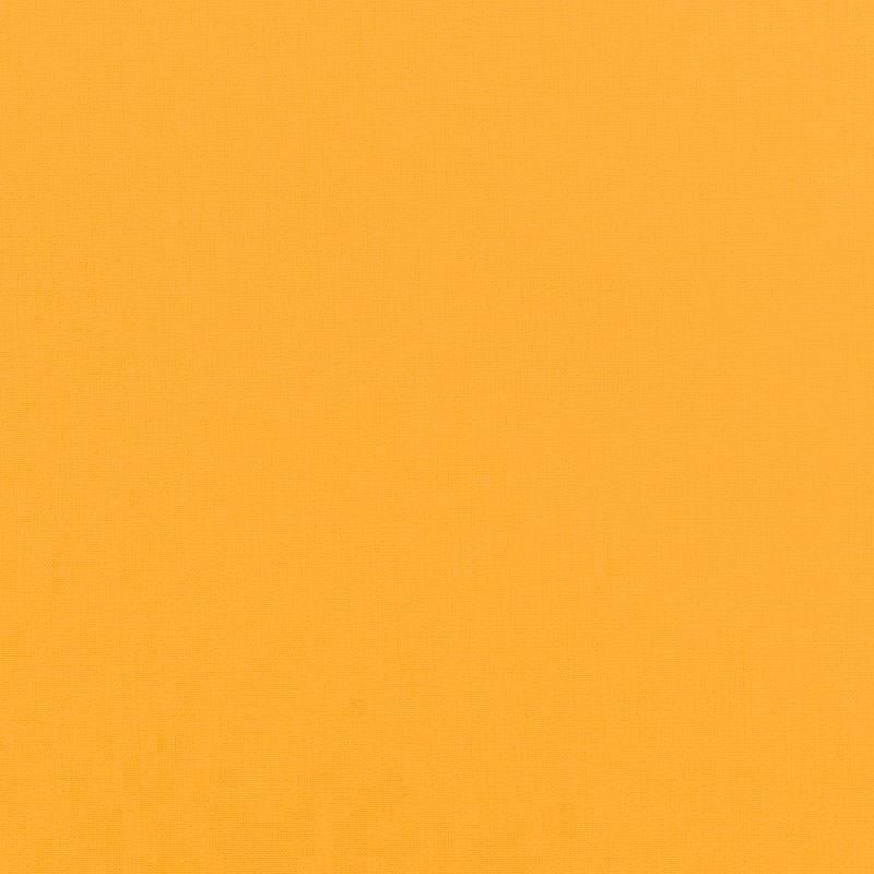 Tissu coton jaune grande largeur