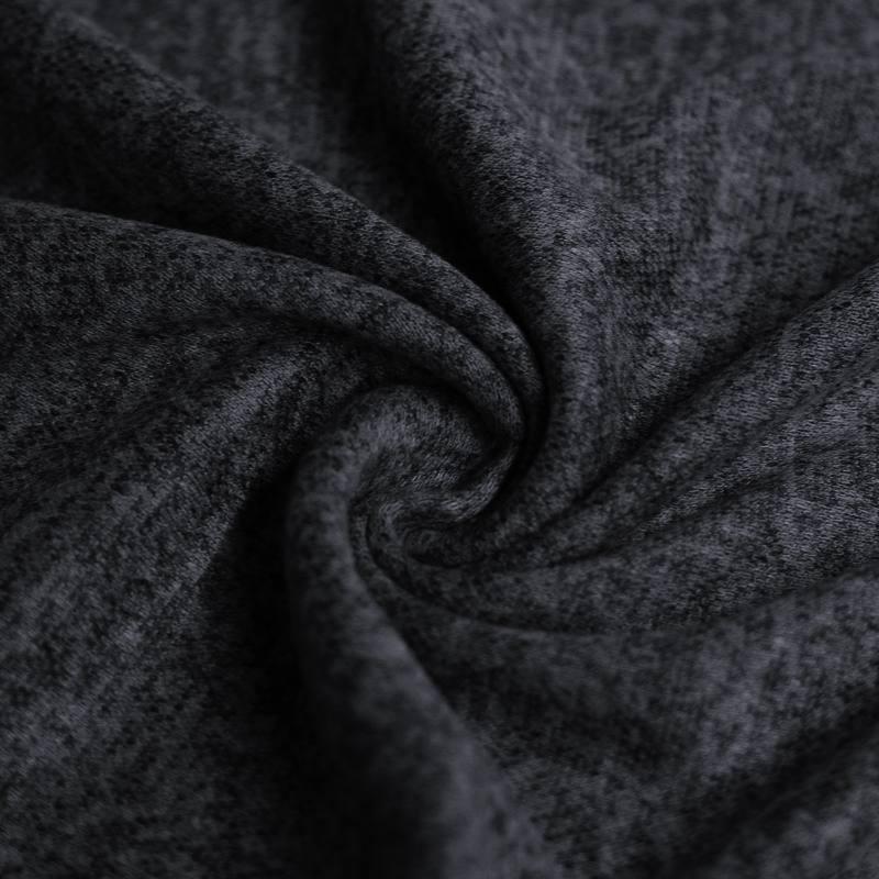 Jersey lainage bleu marine chiné