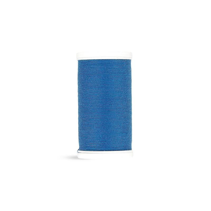 Fil polyester Laser bleu 2250