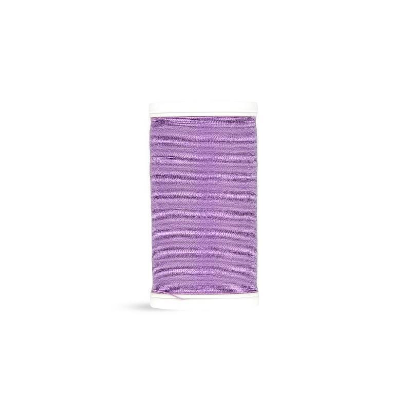 Fil polyester Laser lilas 2306