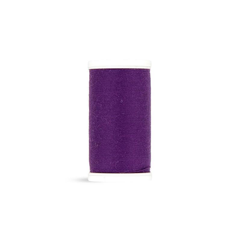 Fil polyester Laser violet foncé 2320