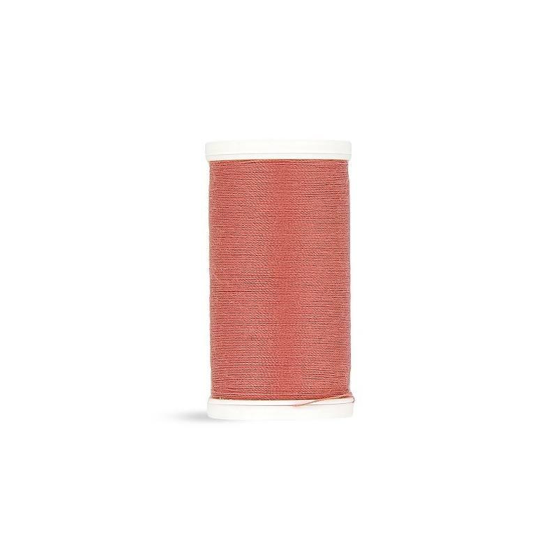 Fil polyester Laser vieux rose 2404