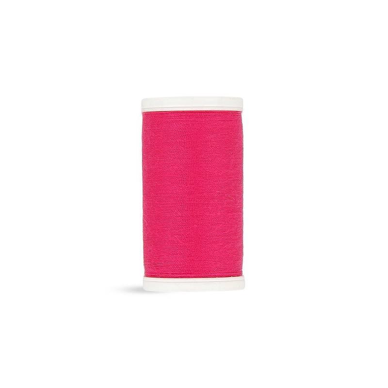 Fil polyester Laser rose fuchsia 2422