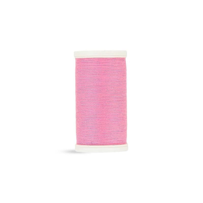 Fil polyester Laser rose 2428