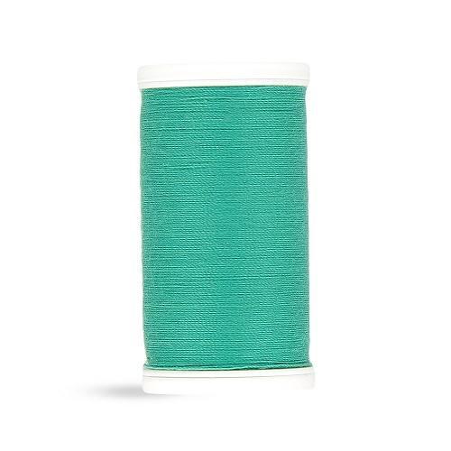 Fil polyester Laser bleu vert 2716