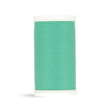 Fil polyester Laser bleu vert 2718