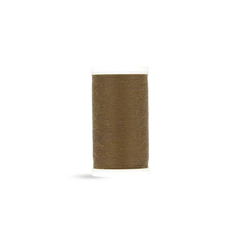 Fil polyester Laser marron 2826