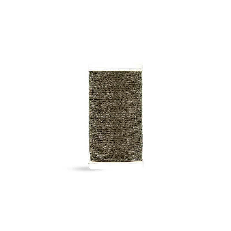 Fil polyester Laser marron 2828