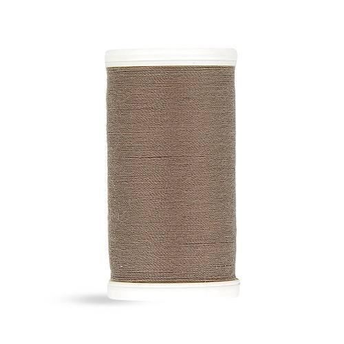 Fil polyester Laser marron 2836
