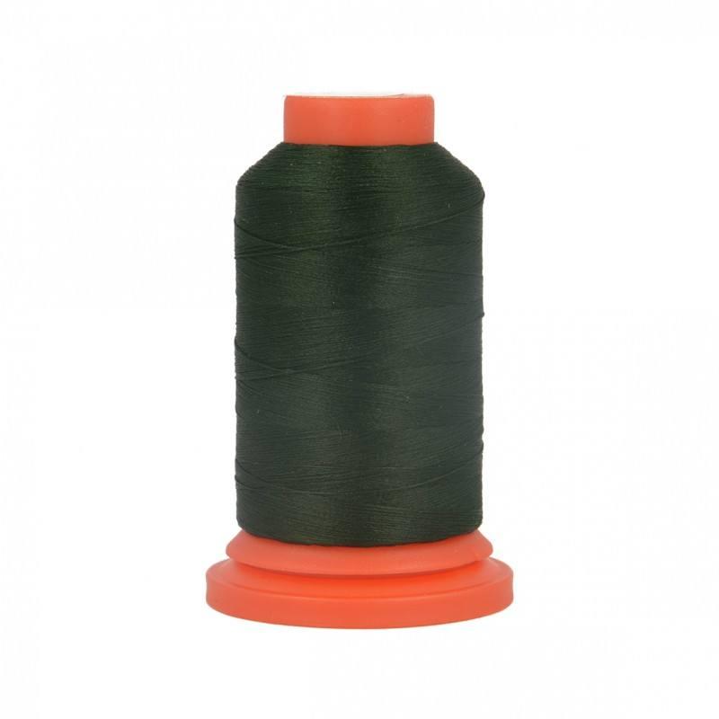 Cône de fil mousse noir