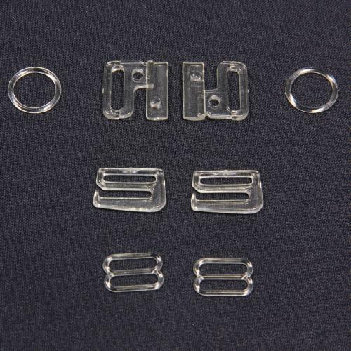 Assortiment transparent pour soutien gorge