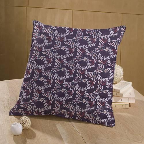 Coton violet motif yoichi