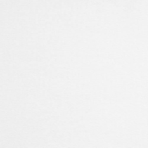 Toile coton demi-natté blanc grande largeur